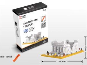 559PCS Small Brick Toy Parthenon Temple Diamond Building Block with En71/6p pictures & photos