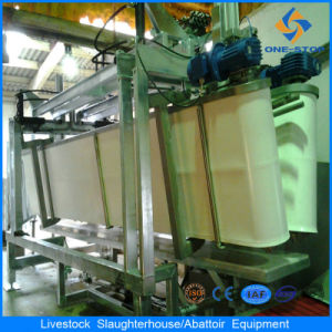 Sheep Lamb Slaughtering Machines Goat Slaughter House Equipment pictures & photos