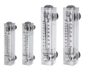 Different Sizes Panel Type Flowmeter for RO Water Treatment pictures & photos