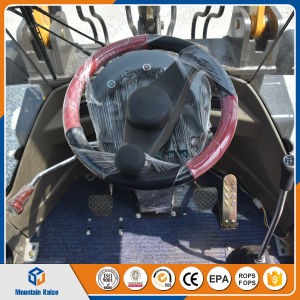 China Mini Loader 1.8ton Loader Wheel Loader Zl20 Construction Machinery Orice pictures & photos