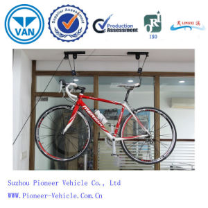 Best Selling Ceiling Mounted Bicycle Lift (ISO SGS TUV approved) pictures & photos