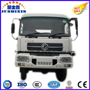 Dongfeng Hook Arm Type Lifting Euro4 Hydraulic Small Garbage Truck pictures & photos
