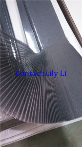 Polyester Pleated Mesh for Plisse System pictures & photos