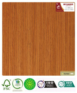 Wood Veneer with Fsc Certificates