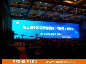 Indoor Outdoor Rental Stage Background Eventfixed Install LED Video Display Screen/Panel/Sign/Wall/Module pictures & photos