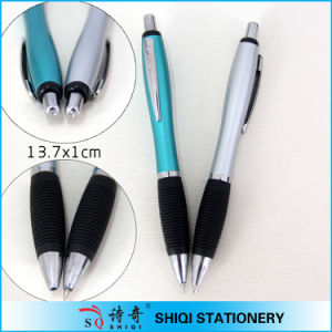 Promotional Office-Use Plastic Ball Pen with Clip