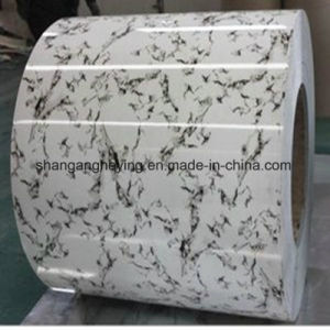 Flower Customized Print Plate Steel/Gl Print Steel for Roofing/Floor
