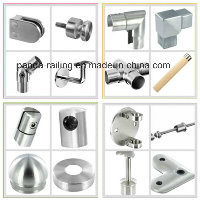 Stainless Steel Handrail Support / Straight Saddle / Railing Fitting / Handrail Bracket pictures & photos