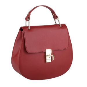Handbag with Lock for Ladies pictures & photos