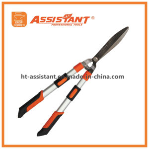 Wavy Hedge Shears with Teflon Coating Blade and Telescopic Handles pictures & photos
