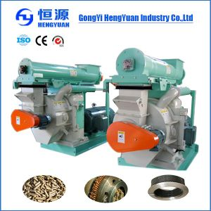 Rice Husk Wood Fuel Pellet Making Machine Price pictures & photos