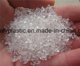 TPE (50-60 degree) with Natural Color Thermoplastic Granulas pictures & photos