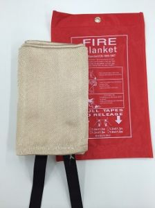 Fireproof Blanket/ Fire Blanket/ Welding Blanket pictures & photos