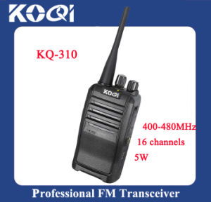 UHF 400-520MHz China Two Way Radio pictures & photos