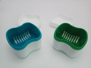 Denture Box with Inner Strainer pictures & photos