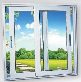 Good Quality Aluminium Sliding Window Standard Size