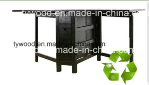 Folding Kitchen Table pictures & photos