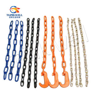 Container Lashing Chain for Shipping pictures & photos
