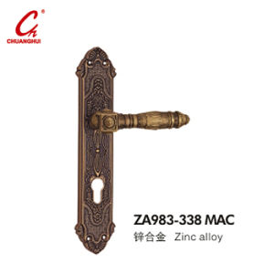 Door Hardware Pull Plate Carbinet Panel Handle (ZA983) pictures & photos