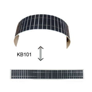 High Efficiency Flexible Solar Panel 20W pictures & photos