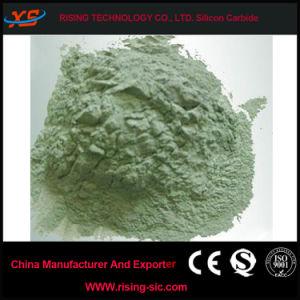 Green Silixon Carbide Powder with High Purity 98.5% pictures & photos