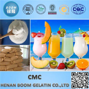High Quality Suspending Particles CMC in Liquid Beverage pictures & photos