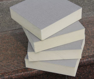 High Insulation PU Sandwich Panel for Industrial Refrigerator pictures & photos
