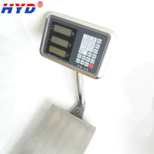 Haiyida Rechargeable Computing Digital Platform Scale pictures & photos