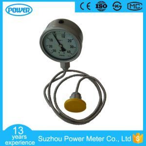 4′′ 100mm All Stainless Steel Capillary Diaphragm Pressure Gauge pictures & photos