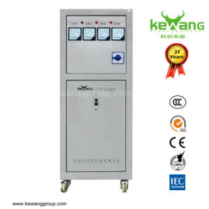Exceptional Quality Competitive Price Customized 60kw AC Voltage Regulator pictures & photos
