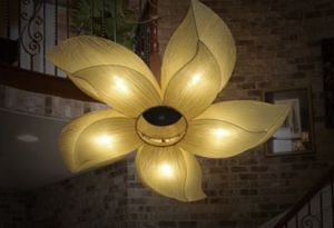 CE Modern Flower Home Decoration Hanging Pendant Lamp (C5006114) pictures & photos