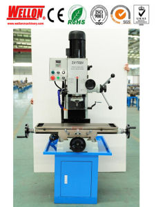 Variable Speed Drilling & Milling Machine (Bench Milling Machine ZAY7032V ZAY7045V) pictures & photos