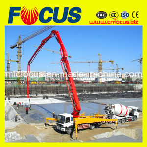 24m to 52m Boom Concrete Pump Truck pictures & photos
