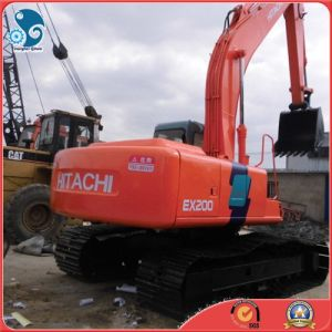 Used Hitachi Crawler Hydraulic Excavator (EX200) -Made in Japan pictures & photos