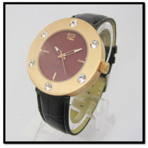 Hanglee-1540 Luxury Replica Men Quartz Wristwatch pictures & photos
