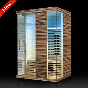 Hot Sale Fashionable New Design Far Infrared Sauna Room (SR1I001) pictures & photos