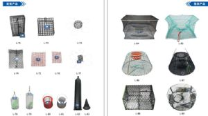 Keeping Net -Fishing Tackle-Fishing Equipment (A009) pictures & photos