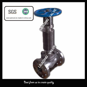 Dn50 300lb Stainless Steel Hard Seal Flange Gate Valve Zl3a22pH