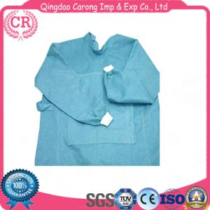 Disposable Medical Doctor Sterile Isolation Gown pictures & photos