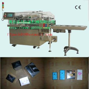 Full Automatic Box Overwrapping Machine with Comptive Price pictures & photos