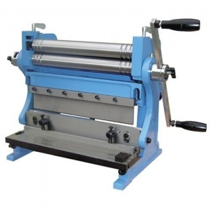 Manual Rolling, Shearing and Bending Integrated Machine (3-in-1/1016) pictures & photos