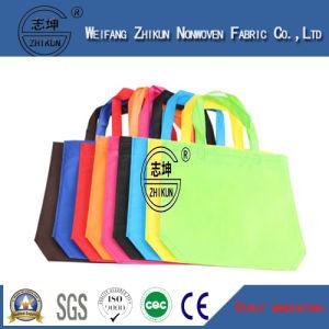 100% Polyester Spun-Bond Non Woven Fabric for Shopping Bag