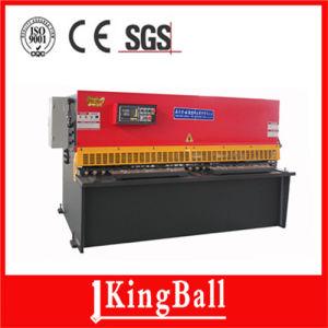 Cutting Machine QC12y-12X4000 European Standard pictures & photos
