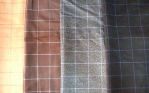 Woolen Fabric (11A001)