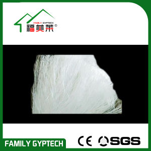 Glassfiber for Making Gypsum Decoration Material pictures & photos