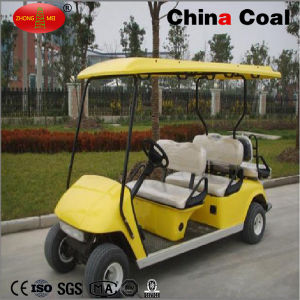 4 Seat Battery Powered Electric Golf Sightseeing Car pictures & photos