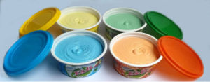 E&B Different Colors Dishwashing Paste for Kitchen Utensils Cleaning