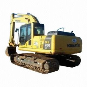 Used Excavator, Komatsu PC200-8, Used Construction Machinery