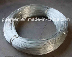 0.25mm-5.0mm Hot Dipped or Electro Galvanized Wire pictures & photos