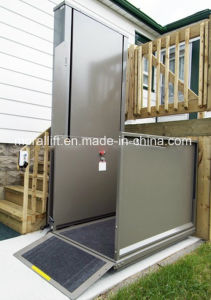 Indoor Residential Wheelchair Lift with 3m pictures & photos
